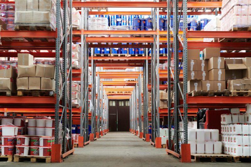 Entreprise spécialisée dans la vente et l'installation de matériels de stockage- Centre Val de Loire- Réf. 13308